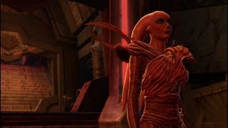SWTOR - Twi'lek - Sith Warrior - Dark Side - Part 1 - Korriban