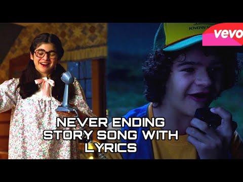 never ending storysong