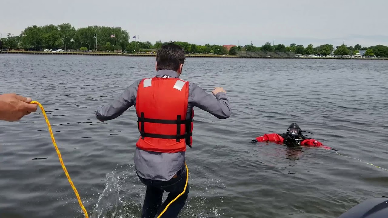 99% of Great Lakes drowning victims weren't wearing a life