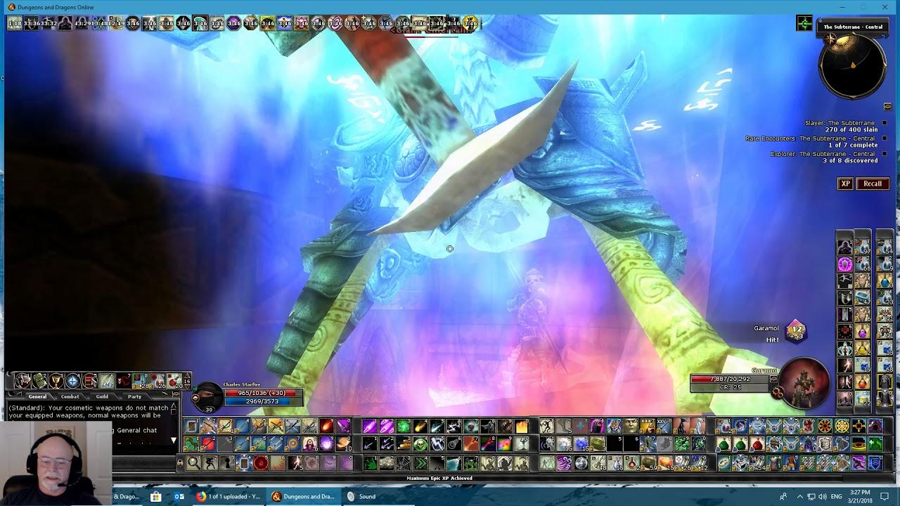 Solo EE Master Artificer on Voodu Warlock by Voodu Spyce