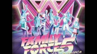 Watch Family Force 5 Get Your Back Off The Wall video
