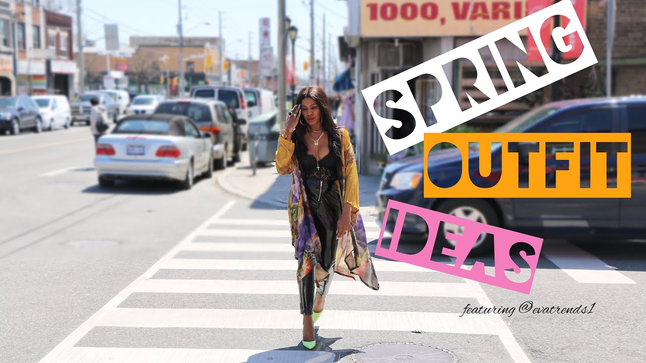 Spring Outfit Ideas | Spring Fashion Lookbook 4