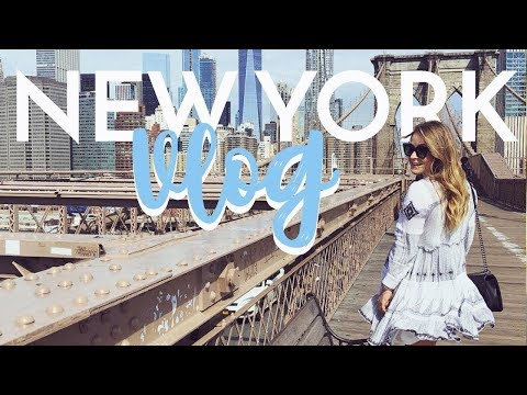 VLOG: NYC For The Weekend! | Fleur De Force