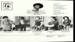 1972 album titled bwana song titled tema de bwana latin rock