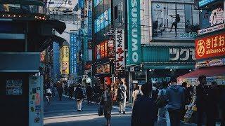 VANDALISING in Japan.