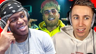 Sidemen React To Jake Paul - Park South Freestyle