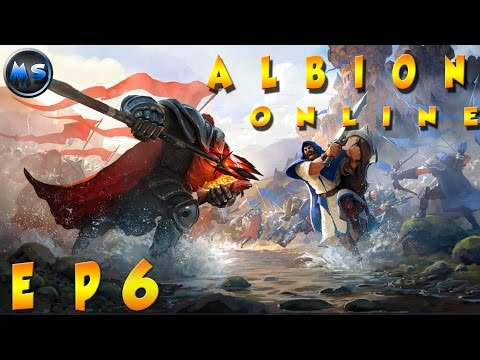 [FR] Albion online let's play 1080p Ep 6