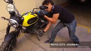 Sliders Ducati Scrambler Intervecc Moto X Parts