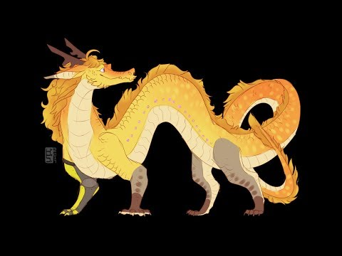Yang Xiao Long - I'm A Dragon