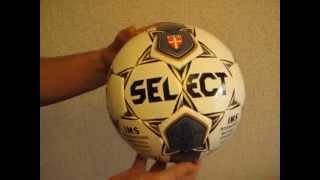 Мяч футбольный Select Numero 10 IMS(, 2012-10-15T19:53:48.000Z)