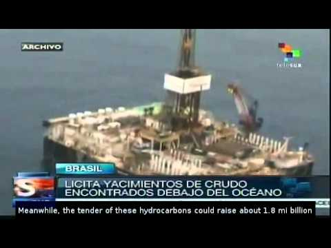 US interested in Brazil's oil discovery