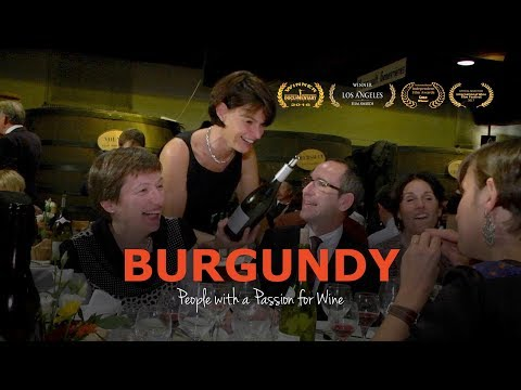 Burgundy: People with a Passion for Wine (Official Trailer)