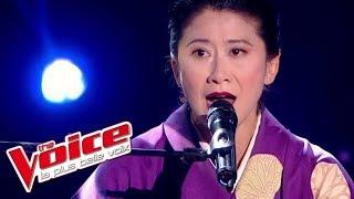 The Voice 2015│Mieko Miyazaki - Surayama (Chant traditionnel japonais)│Blind Audition