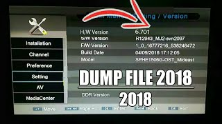 dead receiver how to recover missing rs232 with dump file