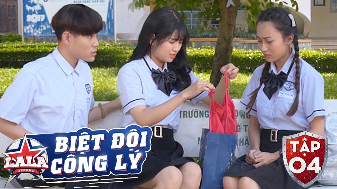 Điều Tra Kẻ Biến Thái Quấy Rối Nữ Sinh  | TẬP 4 | BIỆT ĐỘI CÔNG LÝ | Phim Trinh Thám Học Đường