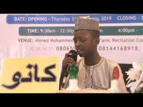 Download 2019 Rabida-Nigeria Musabaqah: Kano State - 60 Hizb