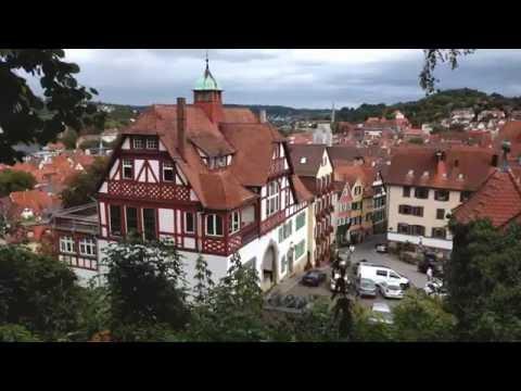 A Walk Through Tübingen