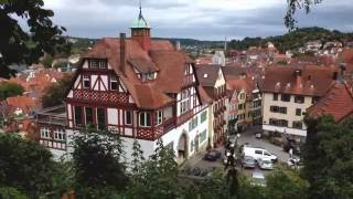 A walk through tübingen, germanymusic: the producer by lambchop