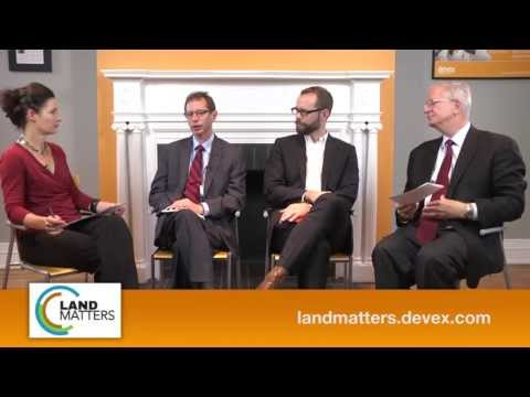 Mapping the Future of Land Rights for Global Development