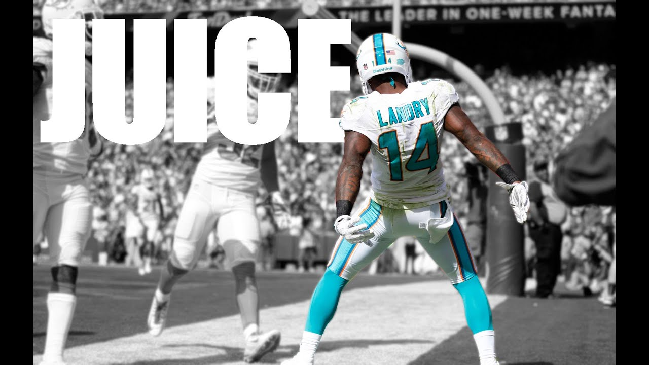"Jarvis Landry ""Juice"" á´´á´° Miami Dolphins Highlights"