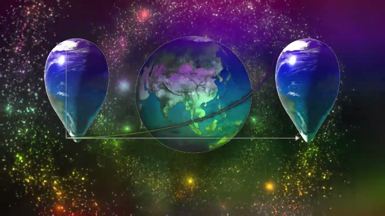 LA NUEVA TIERRA de QUINTA DIMENSIÓN en la VISIÓN del PRIMER CREADOR 21