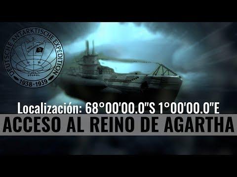 EL MAYOR SECRETO DE LA ANTARTIDA - EL ACCESO AL REINO DE AGARTHA LA TIERRA HUECA