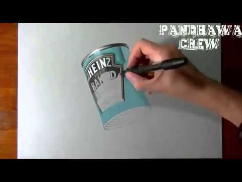 Amazing 3d Drawing Art With pencil – tir