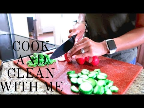 cook-and-clean-with-me -speed-cleaning-motivation -home-inspiration