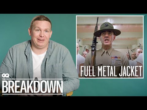 US Marine Breaks Down Military Movies | GQ