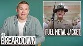 US Marine Breaks Down Military Movies | GQ