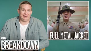 Download US Marine Breaks Down Military Movies | GQ Mp3 and Videos