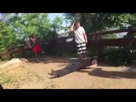 Brown's Island Fight 05/31/15 - RVA