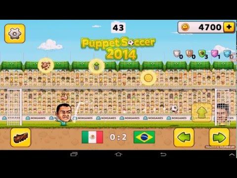 Puppet Soccer 2014 (Игры на планшете)