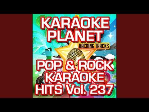 Single Tear (Karaoke Version) (Originally Performed By Tyler James)