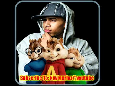 Turn Up The Music - Chris Brown - Chipmunk'D