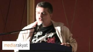 Zunar Kartunis: BN-Regierung Ist Eine ''Cartoon'' - Regierung