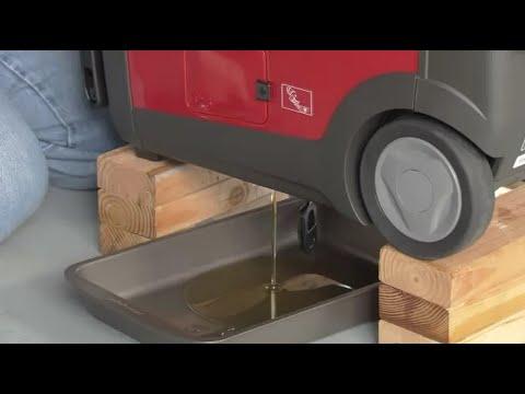 Honda EU3000i Handi Portable Generator Maintenance