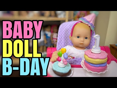 Bitty Baby Birthday Bash - American Girl Doll