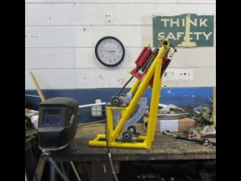 DIY Tubing Bender made from Tubing