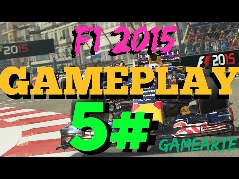 GAME F1 2015/5# |