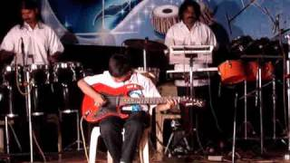 Prithvy - unnale unnale june pona - Guitar