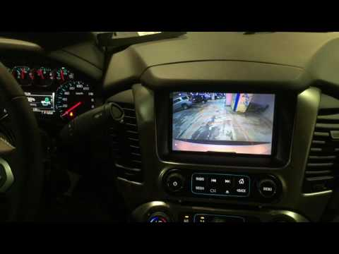 Car Video Interface With HDMI Input And Bird View Camera Support For GM MyLink System
