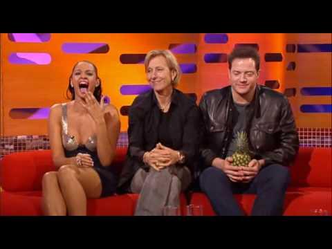 Brendan Fraser on Graham Norton - Uncut (4/4)