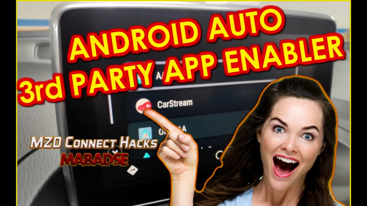 ANDROID AUTO APP ENABLER - AAMirror & CarStream