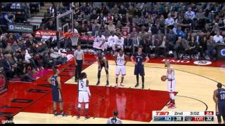 jonas valanciunas 20 pts 10 reb 2 bl vs new orleans pelicans full highlights nba 15 11 13