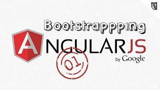 AngularJs - установка и основы