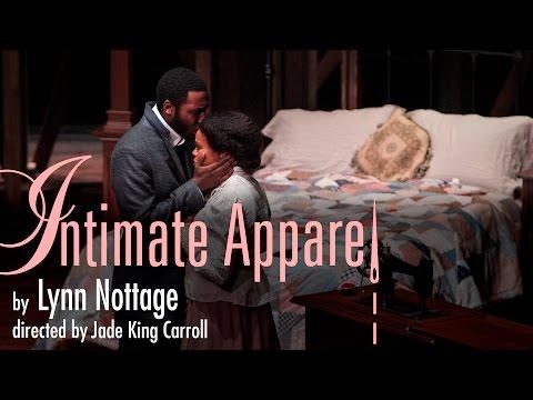 Intimate Apparel Trailer - McCarter Theatre