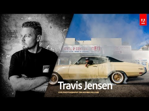 Live  Street Photography with Travis Jensen 1/3