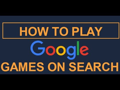 5 Instant Games You Can Play With Google Search Engine