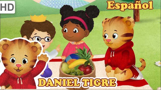 Daniel Tigre en Español - Picnic con Amigos - YouTube